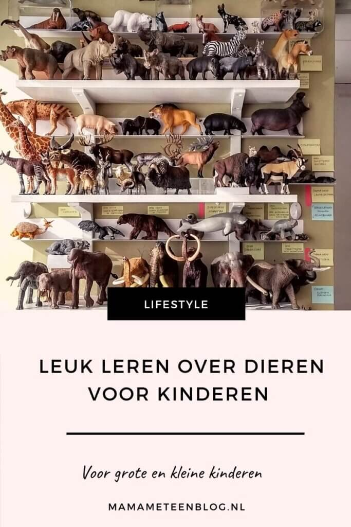 Leuk leren over dieren voor kinderen mamameteenblog.nl
