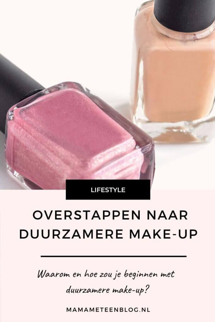 overstappen naar duurzamere make-up mamameteenblog.nl