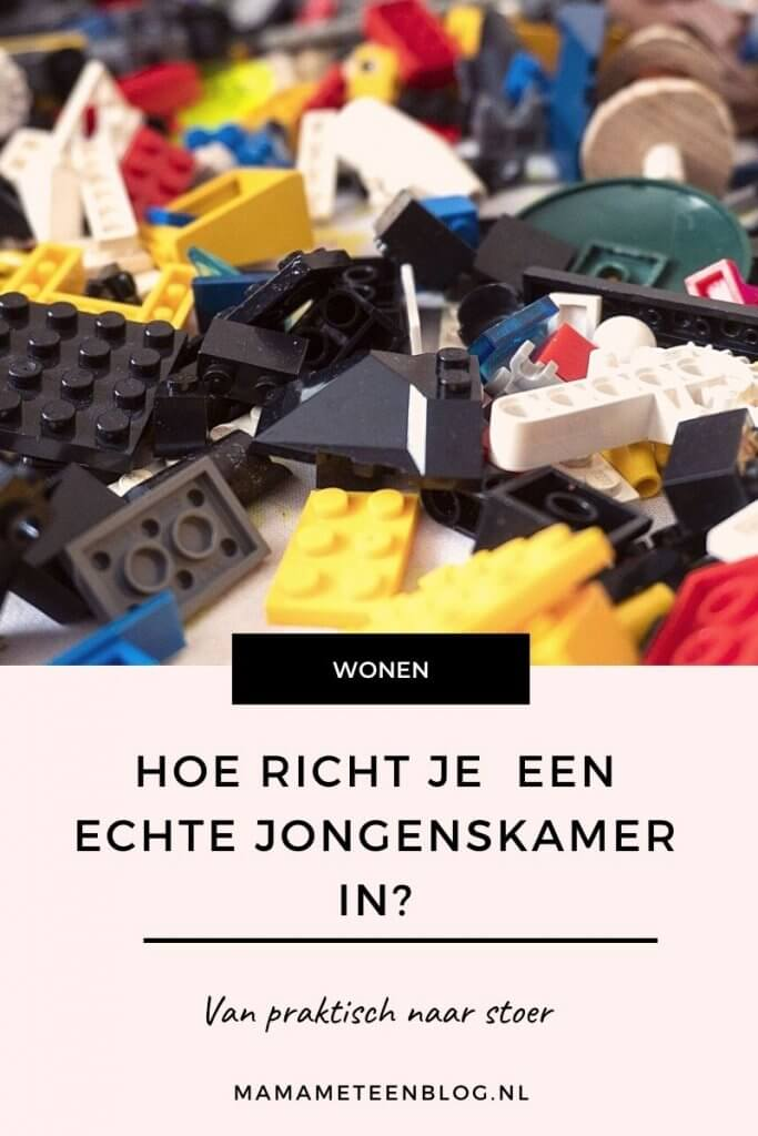 hoe richt je een echte jongenskamer in mamameteenblog.nl