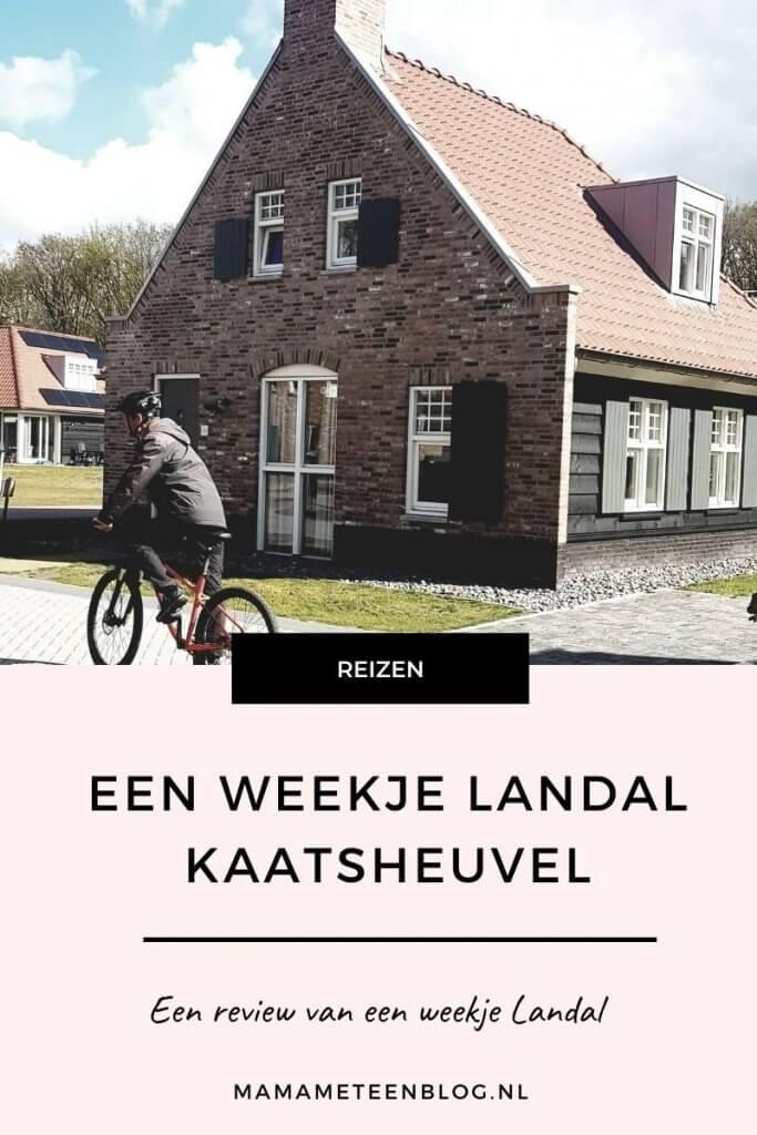 Review landal kaatsheuvel Mamameteenblog.nl