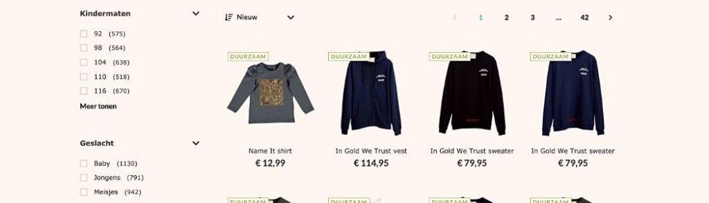 Kinderkleding shoppen mamameteenblog.nl